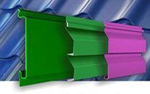 Вентилируемые фасады (металлосайдинг)